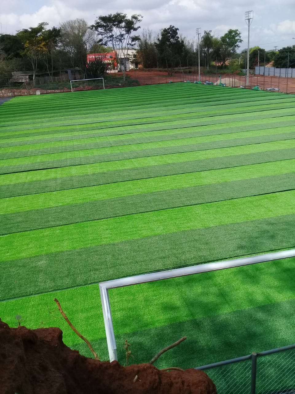 Paraguay canchas